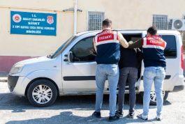 Öldürülen 5 Teröriste yardım eden zanlı tutuklandı