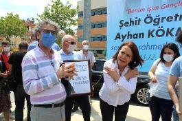 Öldürülen Öğretmen için Şehit sayılsın Talebi