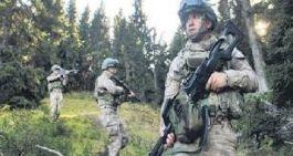 Operasyonda  ölü ele geçirilen terörist sayısı 8'e yükseldi