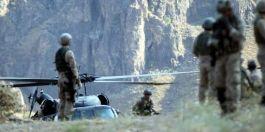 Ortak operasyon 4 terörist Öldürüldü