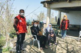 Osmaniye de Şehit babası, Dayanışma Kampanyası'na bağış yaptı