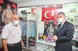 Osmaniye Valisi'nden Şehit Aileleri ve Şehitliğe Ziyaret(Video)
