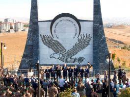 Özel Harekat Bayraktepe Anıtı Açılışı yapıldı