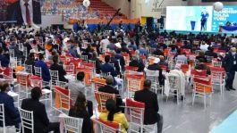 Parti kongresinde Türk Bayrağı'na saygısızlık