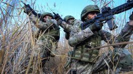 Pençe-Kaplan Operasyonu'nda 150'den fazla hedef vuruldu