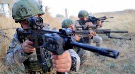 PençeKaplan Operasyonu'nda 8 PKK'lı terörist öldürüldü