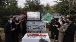 Peşaver Şehitleri Ankara'da törenle anıldı