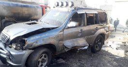 Pkk Suriye'de Füze İle Saldırdı