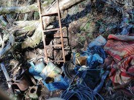 Pkk'nın Amanoslar'da 6 katlı 6 odalı sığınağı buldu
