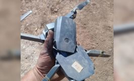 Pkk'ya Ait drone ele geçirildi