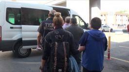 Teröristlere yönelik operasyonda gözaltına alınan 4 şüpheli tutuklandı