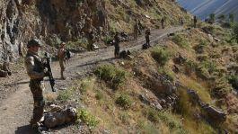 PKK'ya yönelik Yıldırım-2 Cilo operasyonu başlatıldı