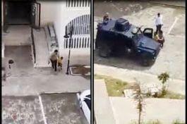 Polise Taş atanlar serbest, polis uyarı ateşi yaptı, görevden uzaklaştırıldı(VİDEO)