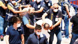 Polisi Şehit eden suca örgütünden olan 12 kişi tutuklandı