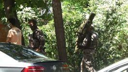 Polisi Şehit eden terörist kayalıklardan düştü yakalandı