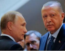 Putin Türkiye ile Suriye İdlip için anlaştık