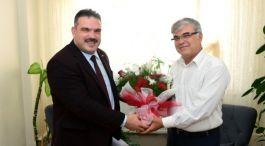 Rektör'den Gazi'ye ziyaret
