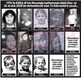 Rumların Şehit ettiği 14 çocuk 46 yıl sonra toprağa verilecek