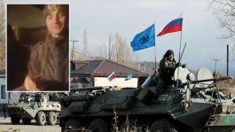 Rus Asker Azerbaycan'a Ermeniler için geldik dedi(Video)