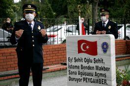 Samsun'da Polis Teşkilatının 175.Kuruluş yılı faaliyetleri