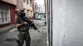 Şanlıurfa'da Operasyonla bir terörist yakalandı