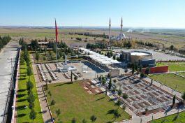 Şanlıurfa'da Şehitlik Müzesi Açılışı yapıldı
