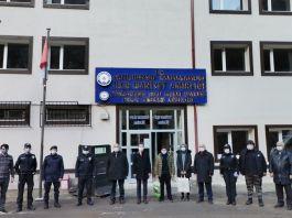 Şehidin adı polis merkezine verildi