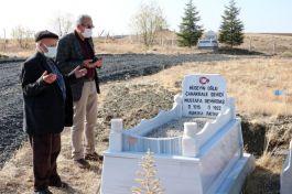 Şehidin Bedeni Çanakkale de Mezarı Yozgat'ta
