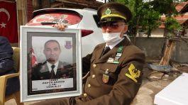 Şehidin İntikamı alındı, Şehit Babası: Askeri Kıyafetlerini giydi Bugün benim bayramım dedi