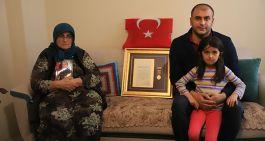 Şehidin kanı yerde kalmadı o terörist öldürüldü