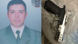 Şehidin tabancası Diyarbakır'da operasyonunda ele geçirildi
