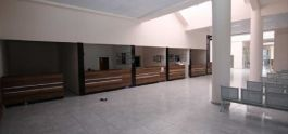 Şehit adı verilen terminale onarım, bakım yapıldı