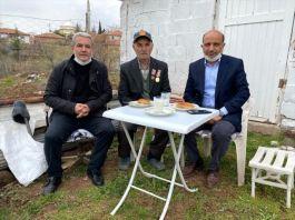 Şehit Aileleri Derneğinden, Şehit Ve Gazi Ailelerine Ziyaret