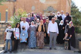 Şehit aileleri ve gazilere yönelik gezi düzenlendi