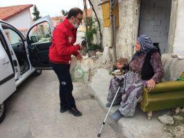 Şehit Aileleri ve Gazilere yardımlar devam ediyor