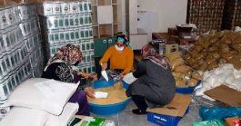 Şehit ailelerinden Tek Yürek kampanyasına destek