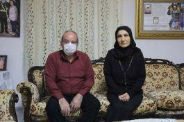 Şehit Ailesi Şehidin Tasarladığı el bombasının TSK envanterine girmesinin gururunu yaşıyor