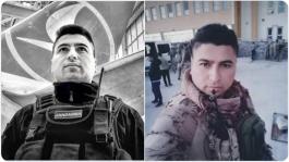 Şehit ailesine acı haber verildi(Ankara)