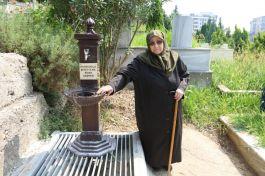 Şehit Annesi istedi  Büyükşehir Belediyesi yaptı