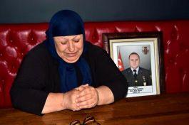 Şehit annesi: Vatanı için canını veren yavrumla gurur duyuyorum