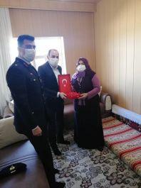 Şehit Asker 14. Yılında kabri başında anıldı