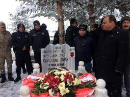 Şehit Asker 23. seneyi devriyesinde yad edildi