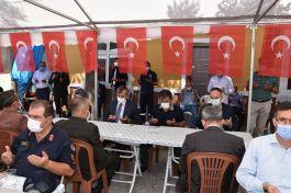 Şehit Asker için Kırıkkale'de Mevlit Okutuldu