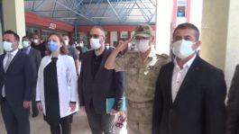 Şehit Asker adına Kan Bağışı Merkezi açıldı