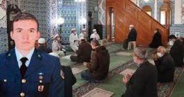 Şehit Asker Şehadetinin 4.yıl dönümünde dualarla anıldı