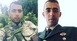 Şehitlerin kimliği belli oldu Gaziantep'te 2 şehit acısı