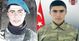 Şehit Askerin Kimliği belli oldu(Mardin)