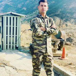 Şehit Askerin kimliği belli oldu(İzmir)