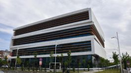 Şehit Aybüke öğretmenin adı En büyük kütüphaneye verildi