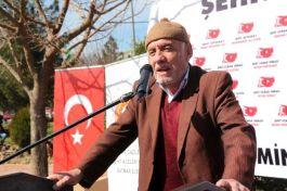 Şehit babası: 3 bin kişilik aşiretimizle Türkiye için ölmeye hazırız